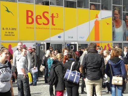 Vom 6. bis 9. März findet die BeSt in Wien statt.