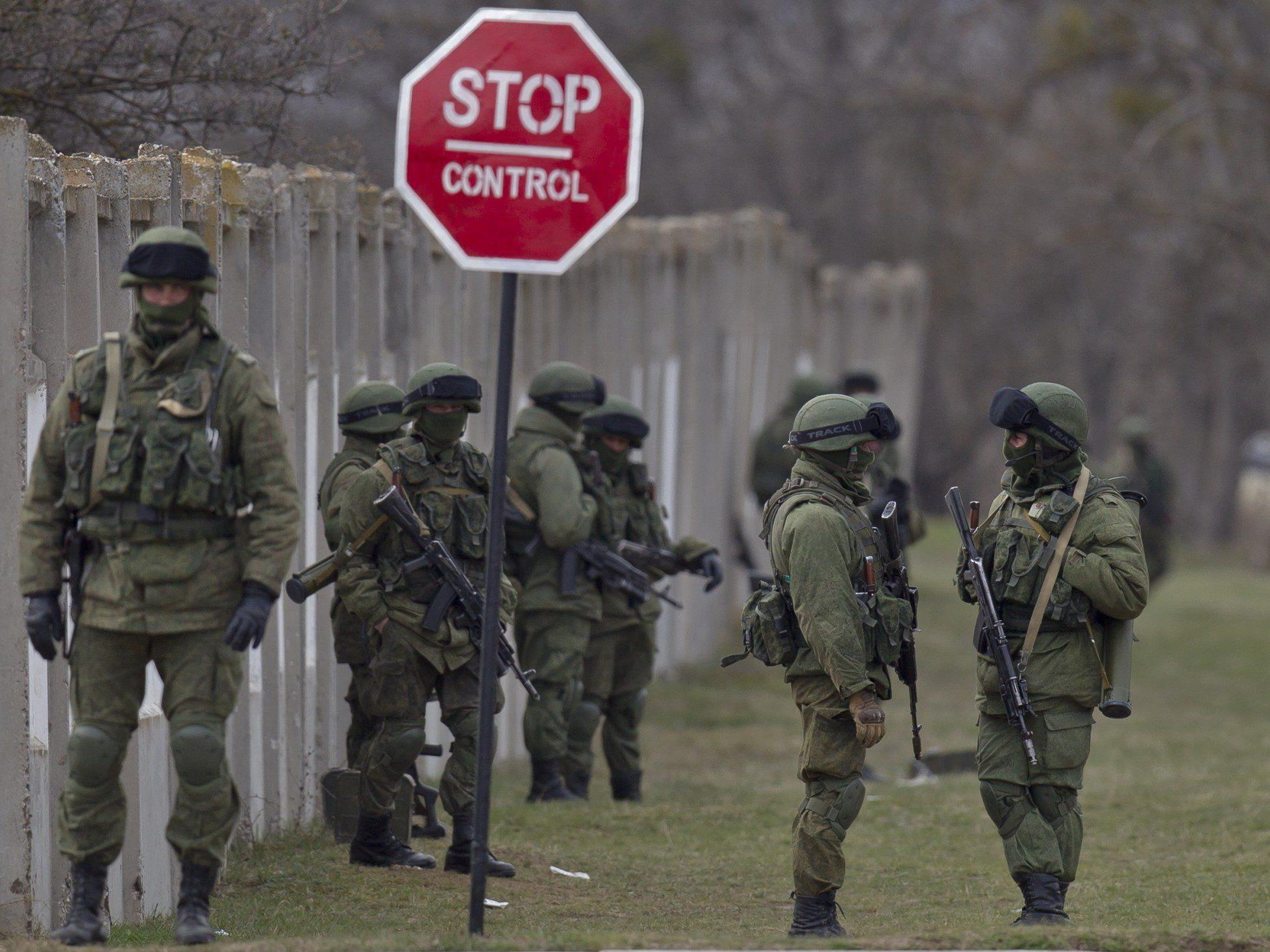 Russisches Parlament will heute über Annexion der Krim abstimmen.