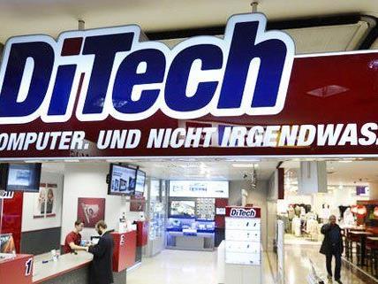 DiTech hat sich bei seiner rasanten Expansion übernommen.