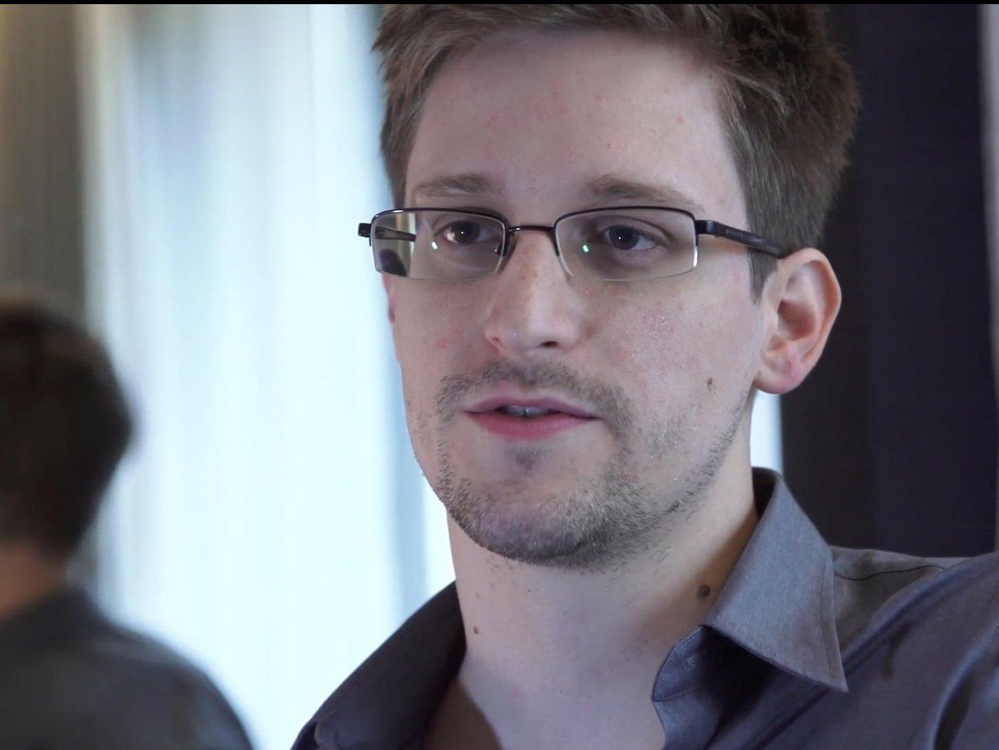 Snowden ruft die Tech-Szene zum Kampf gegen die Überwachung auf.