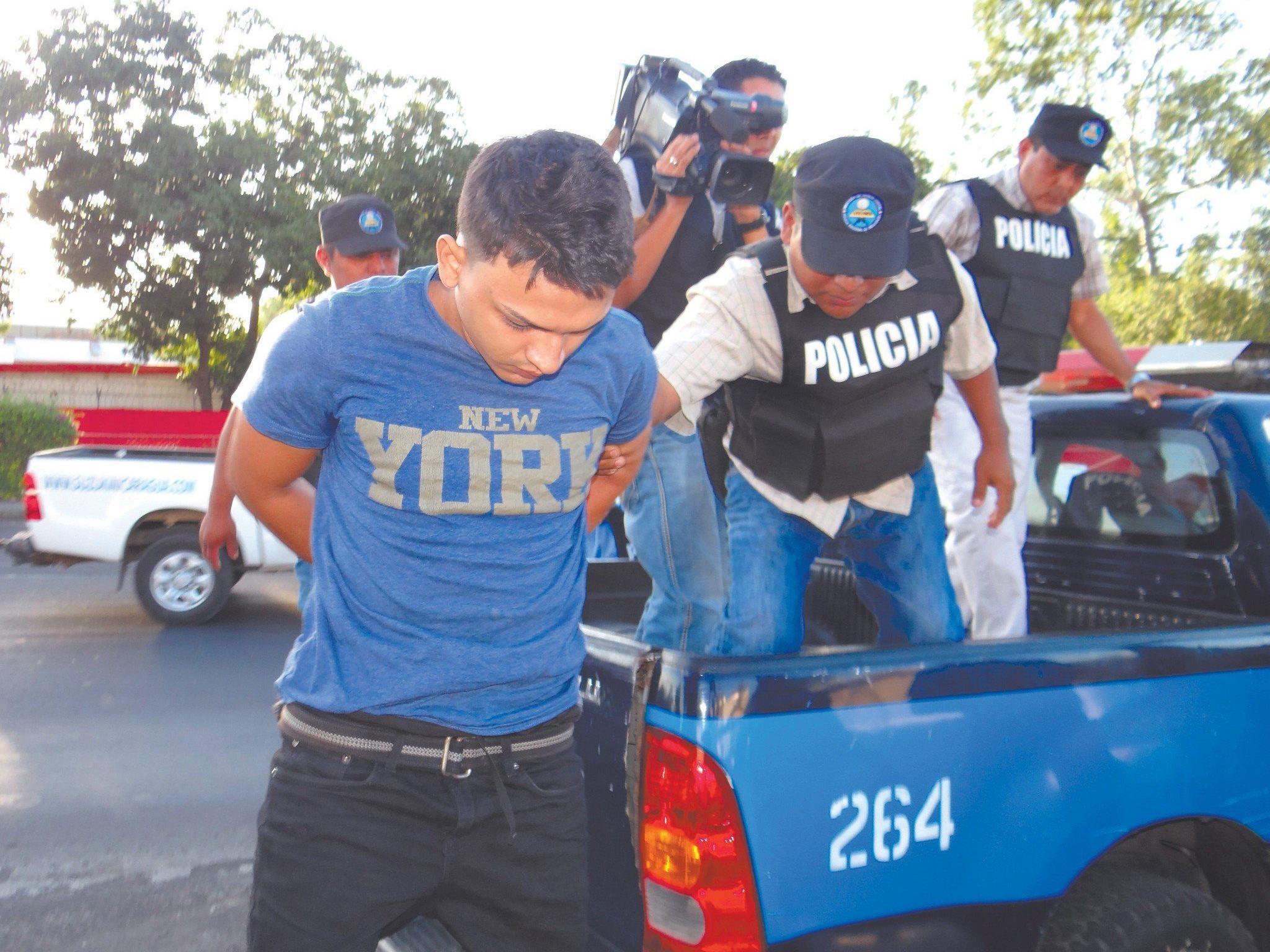"""""""El Crucito"""" richtete ein zweijähriges Kind und seine Mutter hin."""