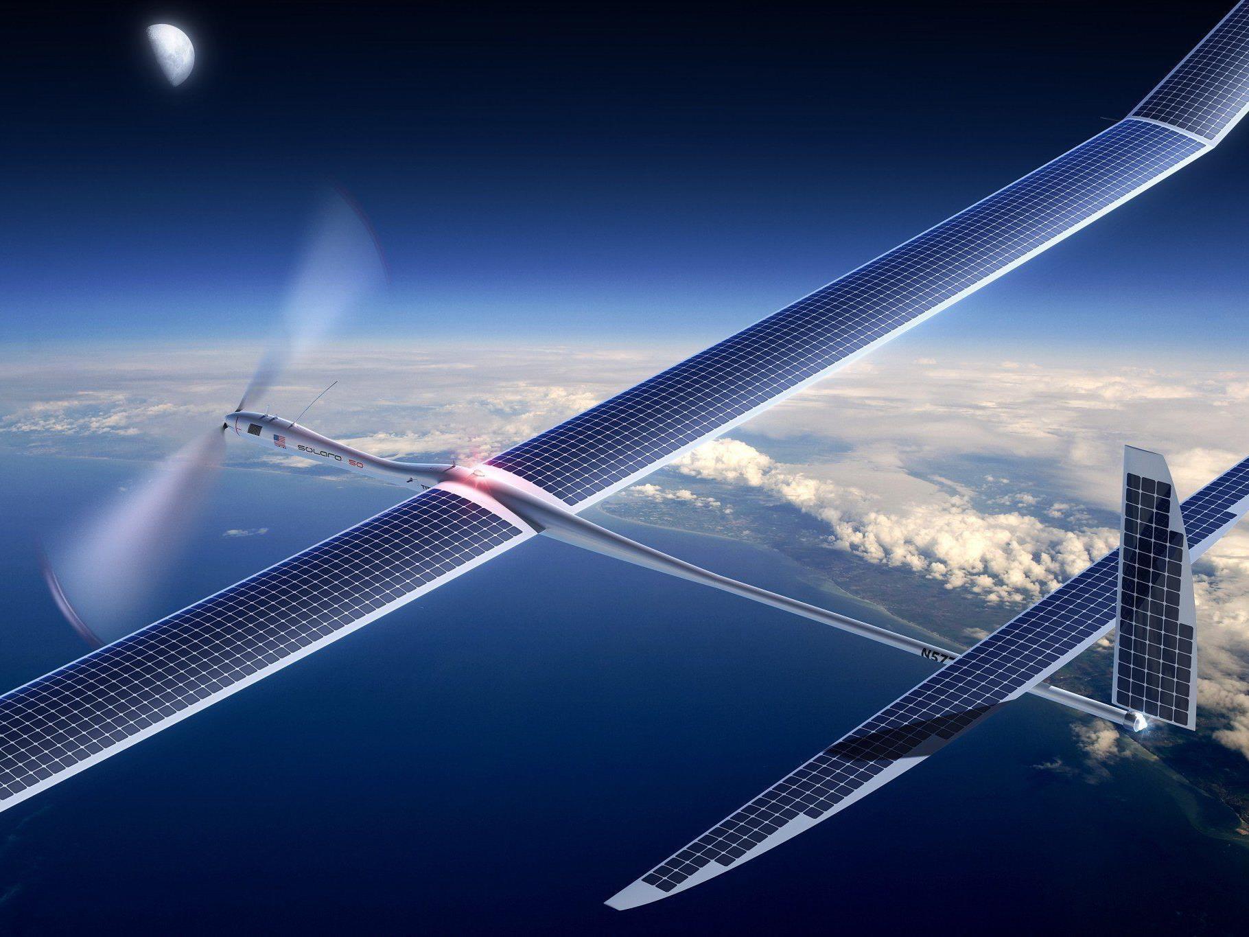 Zuckerberg forscht mit NASA-Experten.