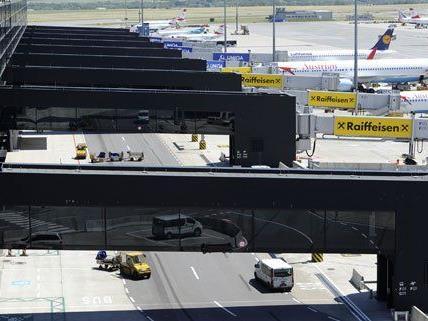 Am Wiener Flughafen soll eine dritte Start- und Landebahn gebaut werden.