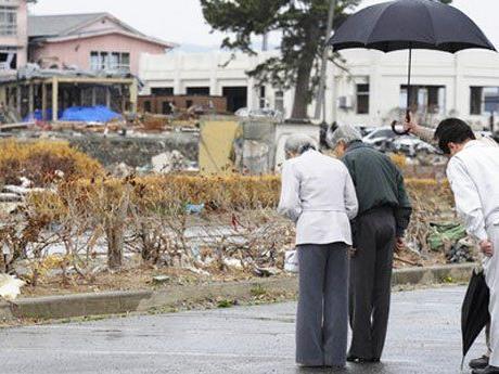 Die Dreifachkatastrophe in Japan jährt sich zum 3. Mal.