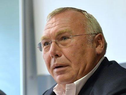 Die Wiener Staatsanwaltschaft ermittelt nicht mehr gegen Alfred Gusenbauer.