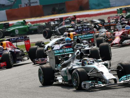 Ungefährdeter Sieg für Hamilton