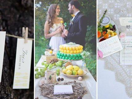 Hochzeiten und Events, romantisch, individuell - und vor allem nachhaltig.