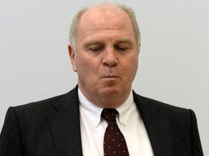 Ulli Hoeneß muss eine mehrjährige Haftstrafe antreten.
