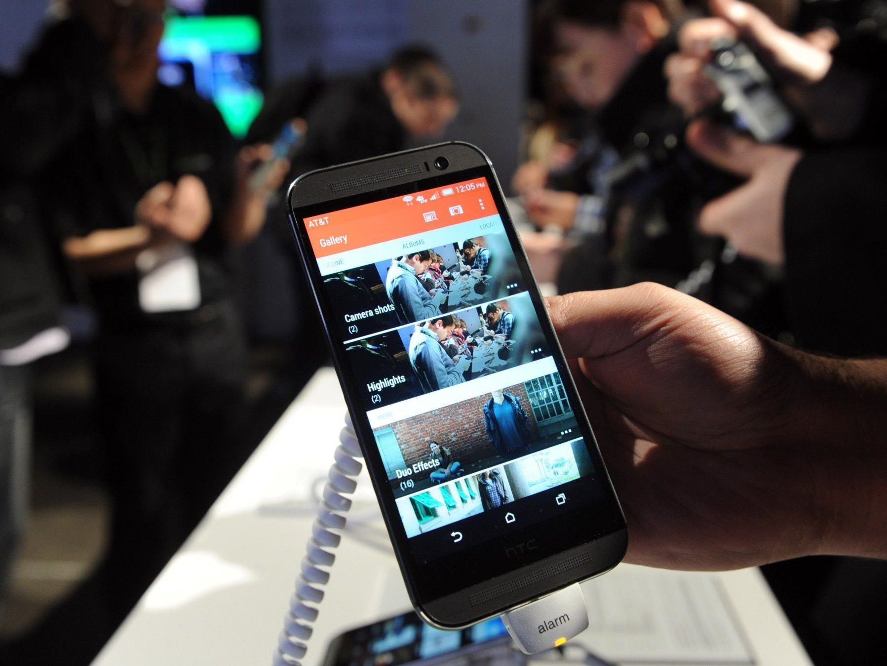 HTC wird sein neues Spitzenmodell One am 4. April 2014 auf den Markt bringen