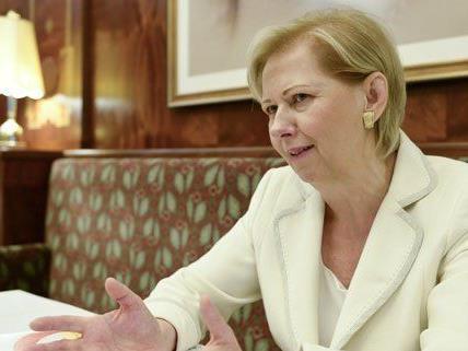 Brigitte Jank will sich auf ihre parlamentarische Arbeit konzentrieren.