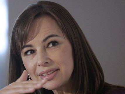 Familienministerin Sophie Karmasin unterstützt die EU-Wahl-Kampagne.