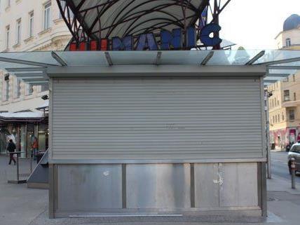 Der Abriss des illegalen Kebabstandes wurde verschoben.