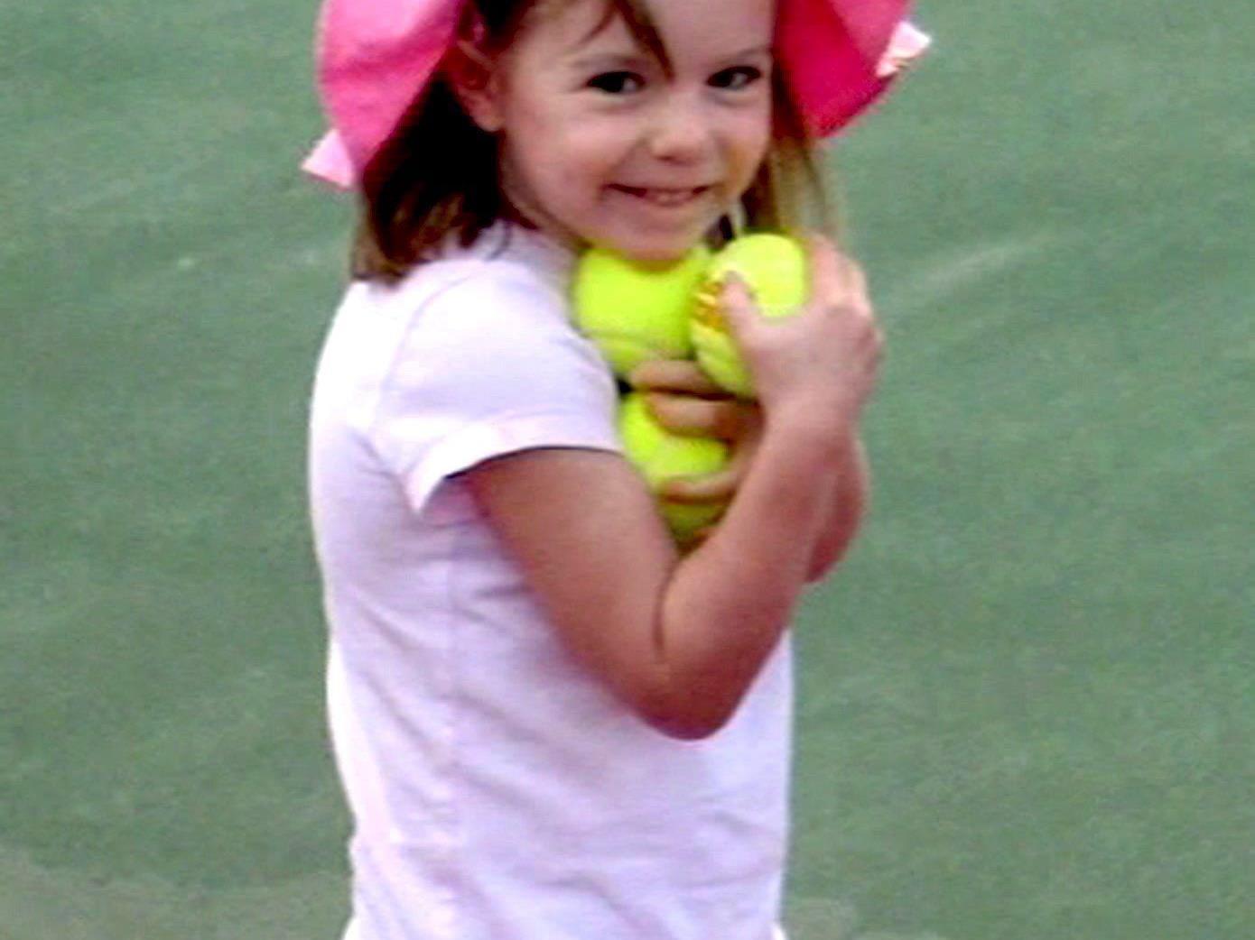 Die kleine Maddie war 2007 im Alter von drei Jahren aus einer Ferienanlage im portugiesischen Praia da Luz verschwunden.