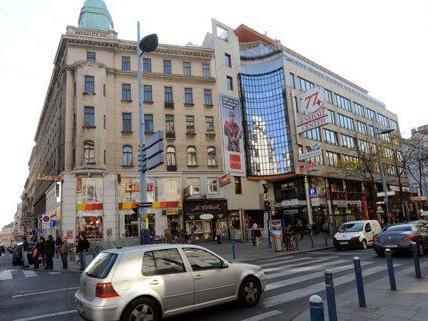Die Mariahilfer Straße wird zur Fußgängerzone