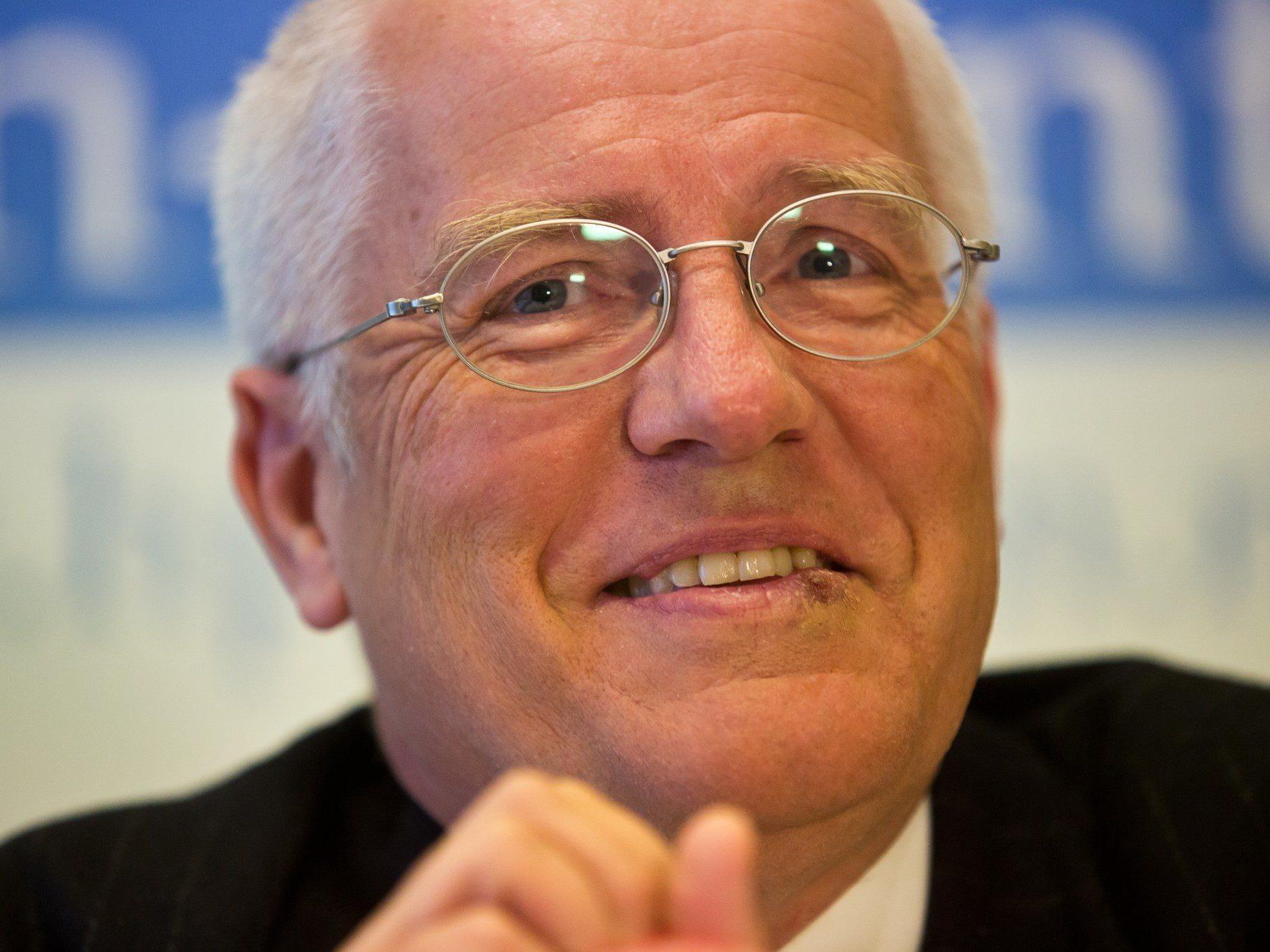 """Hans-Peter Martin: Scheidender EU-Parlamentarier rechnete mit """"dramatischen Zugewinnen für die FPÖ"""""""