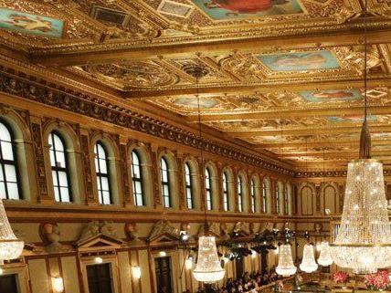 Am 7. März treten die Berliner Philharmoniker im Musikverein auf.
