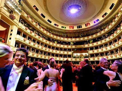 Die Sicherheit der Gäste spielt schon vor dem Opernball eine große Rolle.
