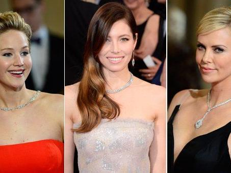 Die Schonsten Oscar Frisuren Der Hollywood Stars Am Red Carpet