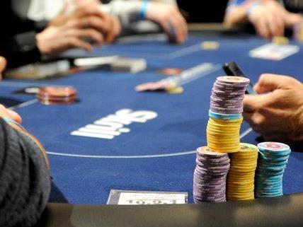 Bis zum 29. März ist die Wiener Hofburg noch das Zentrum der Pokerwelt.