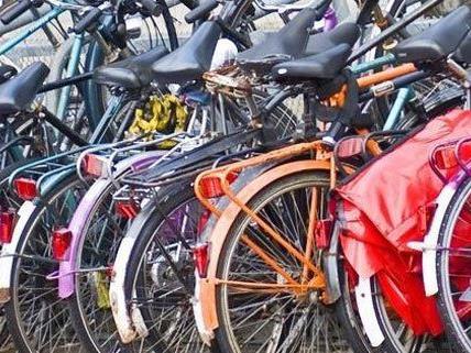Am Samstag wurde ein mutmaßlicher Fahrraddieb in Wien erwischt.