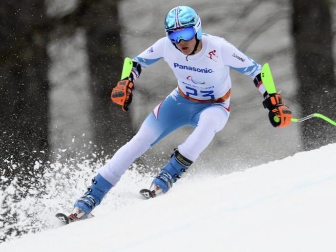 Markus Salcher (Bild) und Roman Rabl gewannen am Samstag Bronze.