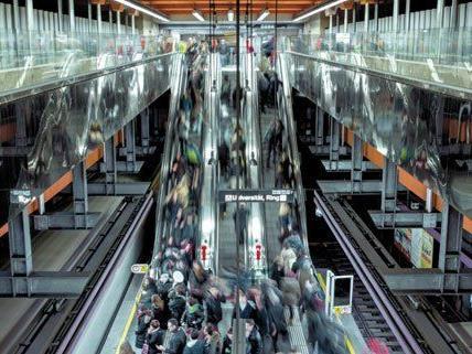 Welche U-Bahnstation in Wien gefällt Ihnen am besten?