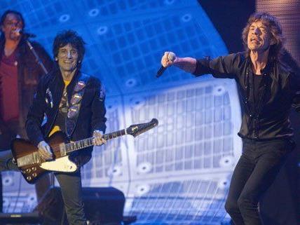 Am 16. Juni 2014 treten die Rolling Stones in Wien auf.