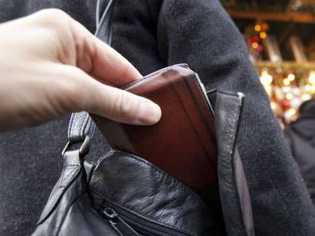 Taschendiebstahl auf der MaHü.