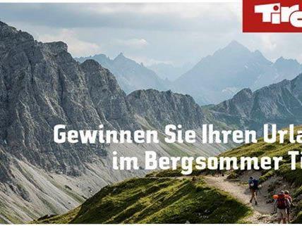 Mit der Bergstation einen Urlaub in Tirol gewinnen.