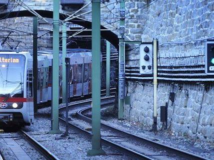 Die Linie U6 ist die meistbefahrene U-Bahnlinie der Stadt.