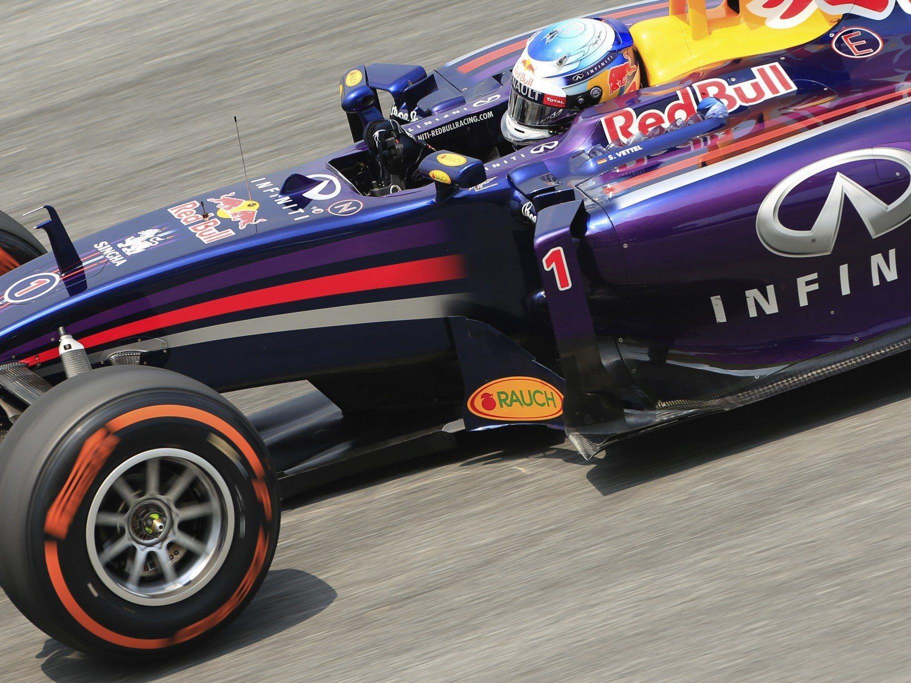 Sebastian Vettel will in Sepang in die Erfolgsspur zurück.