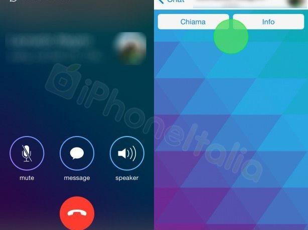 Die italienische iPhone-Seite will eine Beta-Version von WhatsApp mit Telefon-Funktion getestet haben.