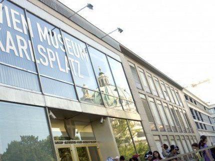 Das Wien Museum am Karlsplatz - wo es auch bleiben wird