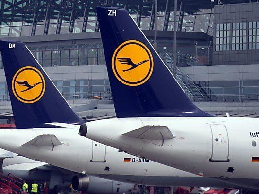 Kritische Situation auf Lufthansa-Flug