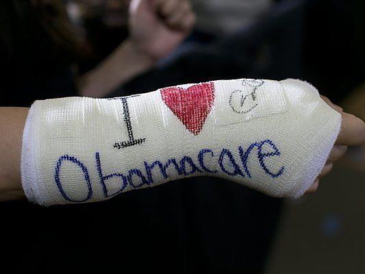 Obamacare sehr beliebt