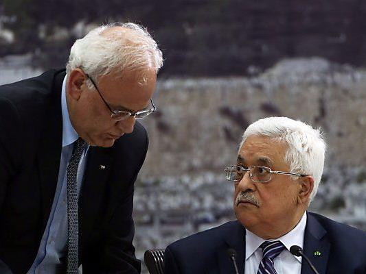 Die Palästinenser haben wenig Hoffnung auf Fortschritte