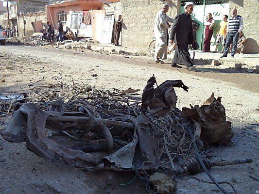 Bombenanschläge in mehreren Städten