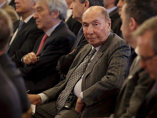 Serge Dassault gilt als äußerst einflussreich