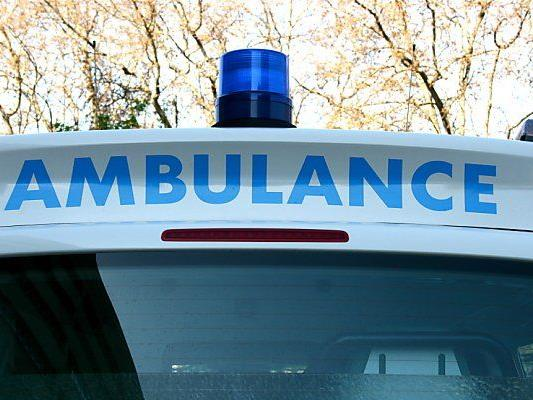 Die Verletzten wurden in Krankenhäuser gebracht