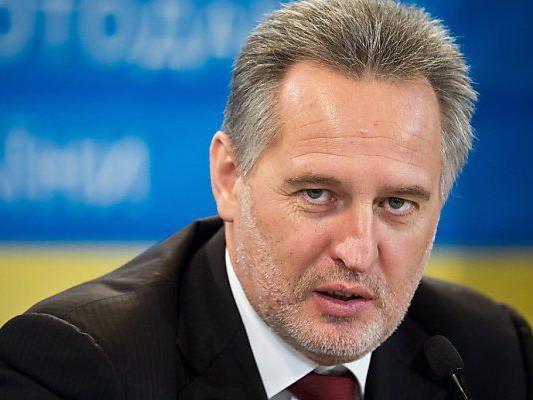 Gas-Milliardär Firtasch in Wien in Haft
