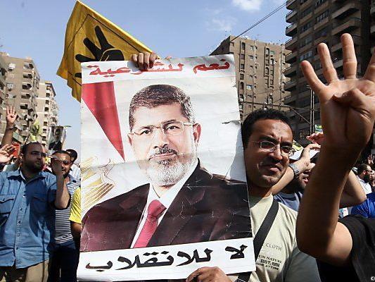"""Die Muslimbruderschaft gilt als """"terroristisch"""""""