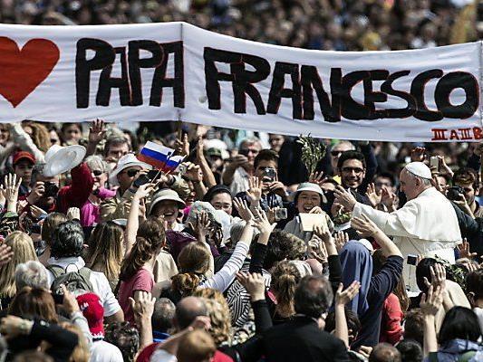 Auf den Papst wartet eine arbeitsreiche Woche