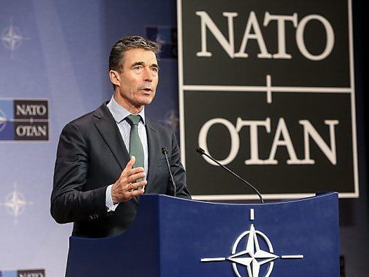 NATO-Generalsekretär Rasmussen