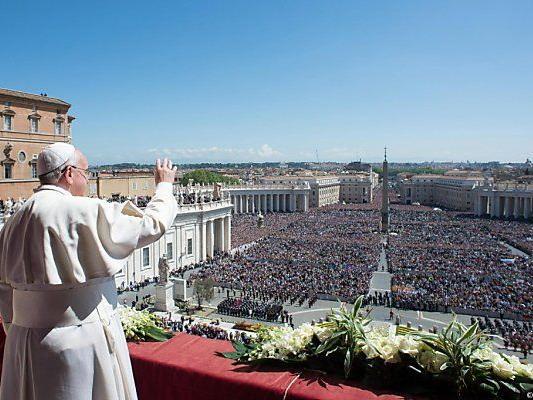 Am Sonntag findet Heiligsprechung statt
