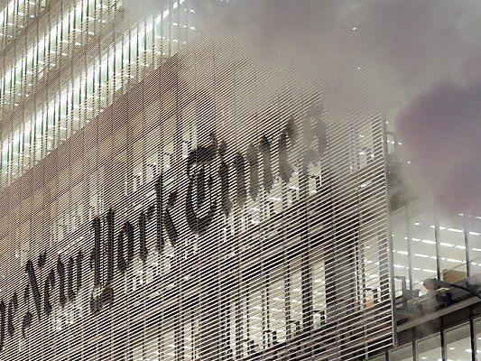 Erfolgreiches Online-Konzept der New York Times