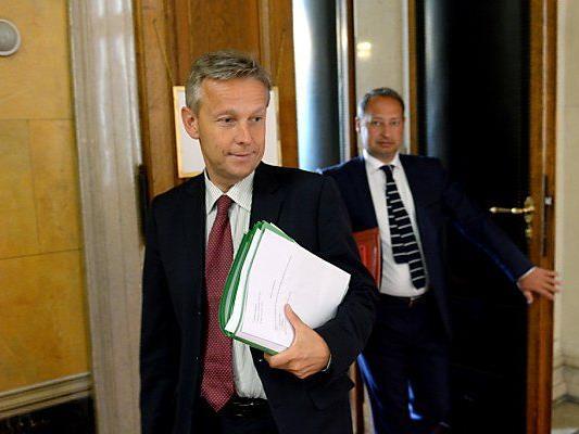 ÖVP-Klubchef Lopatka mit SPÖ-Pendant Schieder