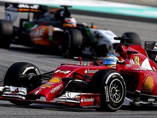 Ferraris laufen alles andere als geschmiert
