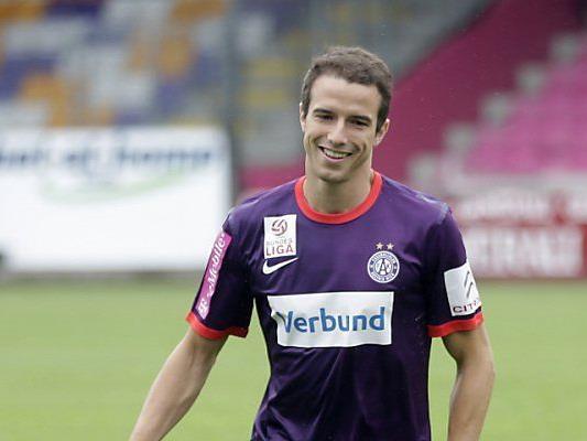 Fabian Koch bleibt in Wien