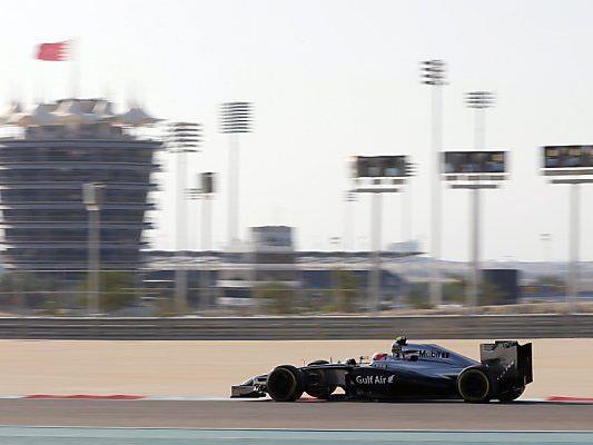 Mercedes dominierte das Qualifying