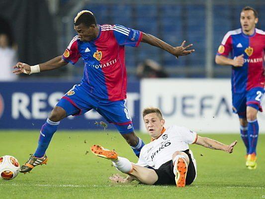 Basel auch für Valencia eine Nummer zu groß